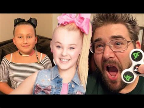 jojo siwa fan mail they thought she was jojo siwa awesome gts fidget spinner