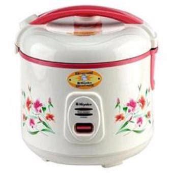 Miyako Mcm528 Rice Cooker 1 8 L daftar harga rice cooker miyako murah terbaru update