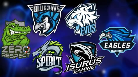 Official Evos Gaming Jersey logo squad ml keren polos