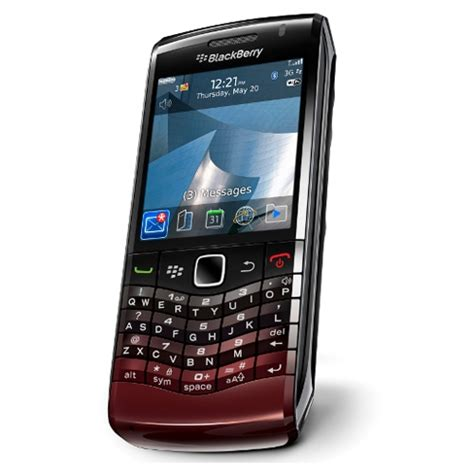 Hp Blackberry Pearl 3g 9100 blackberry pearl 3g 9100 price specifications features