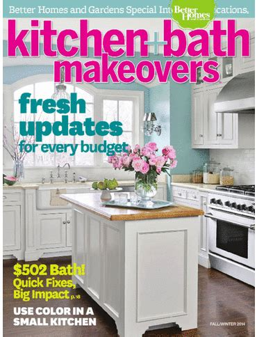 kitchen magazines triple feature in kitchen bath makeovers magazine