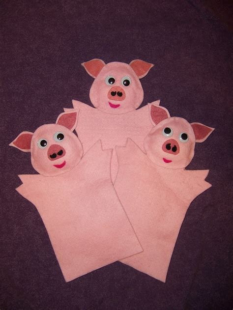 the three pigs puppet templates 17 best images about fairytale crafts for kindergarten on