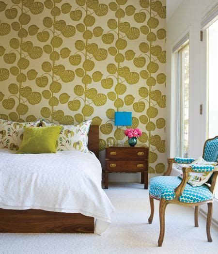 wallpaper bedroom accent wall wallpaper accent walls accent walls color palettes