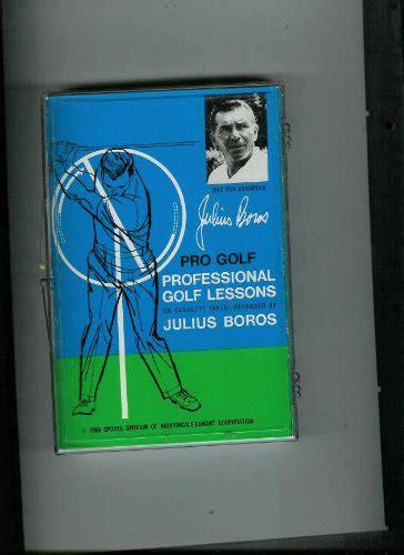 swing easy hit hard julius boros julius boros pro golf professional golf lessons on casette