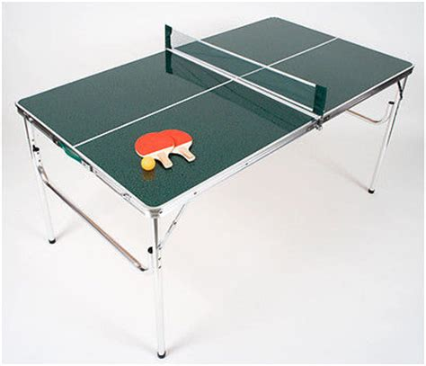 Ping Pong Table Cost by Price Reducedthe Original Quot Master Pong Quot Mini Portable Ping