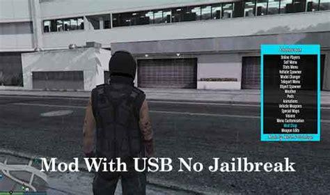 mod gta 5 no jailbreak how to mod gta 5 ps3 no jailbreak no survey with usb