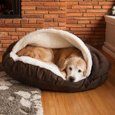 snoozer luxury cozy cave dog bed 28 colors fabrics 3 sizes