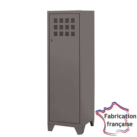 Conforama Armoire 409 by Casier M Tal Haut Taupe So Deco With