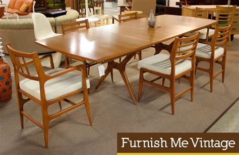 mid century modern dining room set mid century modern dining room table peenmedia com
