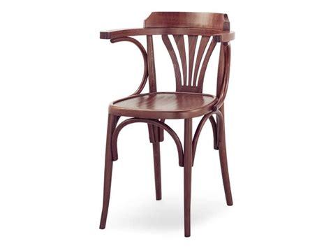 sedia viennese sedia con braccioli in legno stile viennese idfdesign