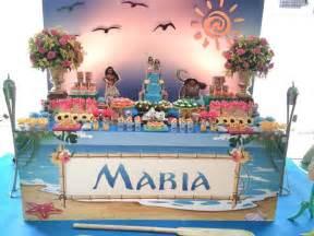 Table Mesa Festa Moana