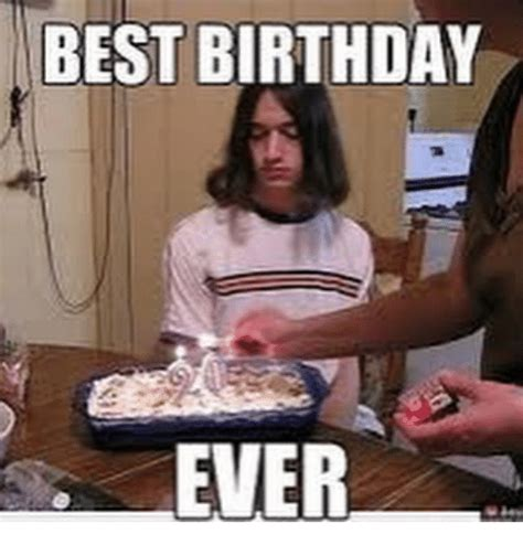 Best Meme Ever - best birthday ever meme on me me