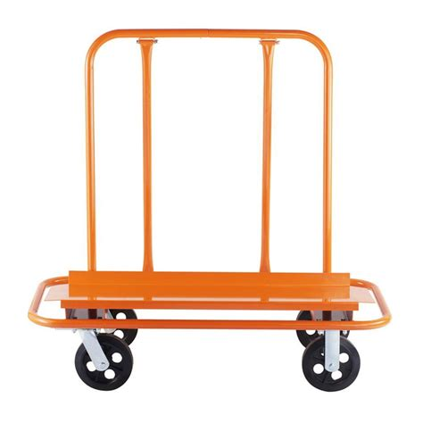 pentagon tool 53 in x 7 in x 25 in drywall cart 6115