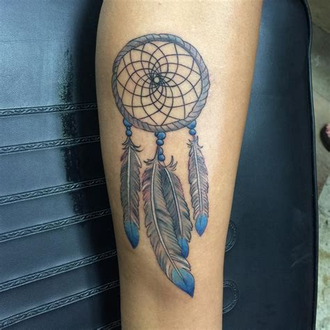 dream catcher tattoo on forearm 80 best dreamcatcher designs meanings dive