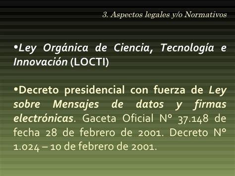 ley 37 gaceta oficial del 30 de junio de 2009 panama subsistema de gesti 243 n tecnol 243 gica