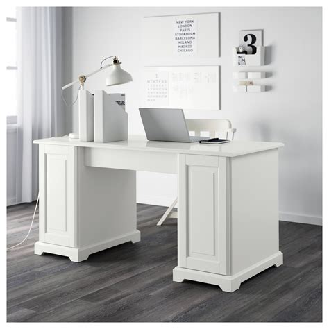 ikea white desk table liatorp desk white 145x65 cm ikea