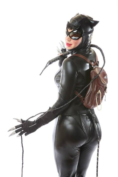 Catwoman Cosplay Ass