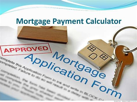 ppt home mortgage calculator check your second mortgage