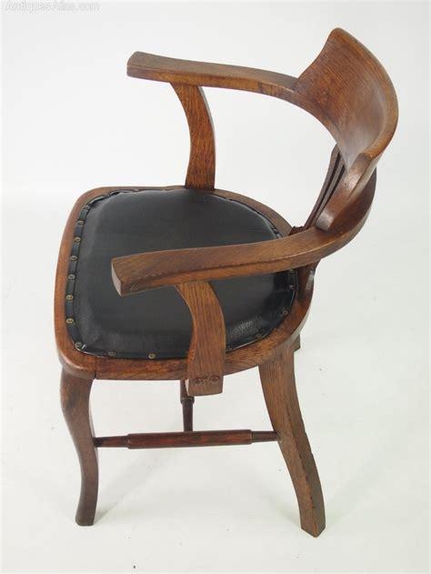 oak desk chair oak desk chair or captains chair antiques atlas