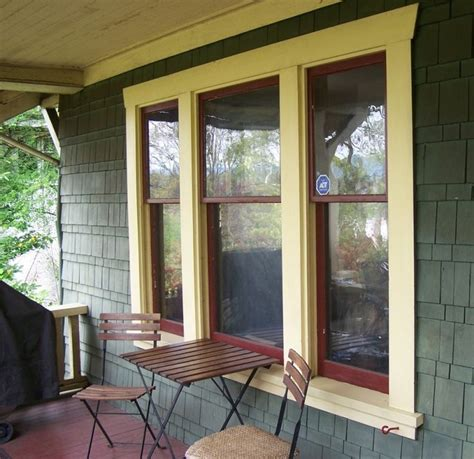 Exterior Door And Window Trim 17 Best Images About Window Trim On Pinterest Craftsman Door Windows And Doors And Craftsman