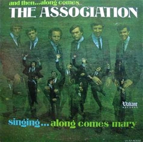 bloodhound along comes the association s cover only solitaire the association and then along comes
