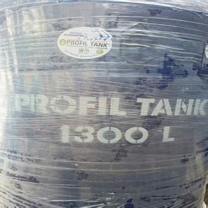 Tanki Air Profil Bpe 1100 Ltr tangki air tda 1300 l lucyandri