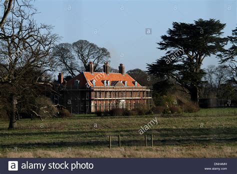 anmer in norfolk anmer kate and william home in norfolk anmer nortfolk stock photo royalty free