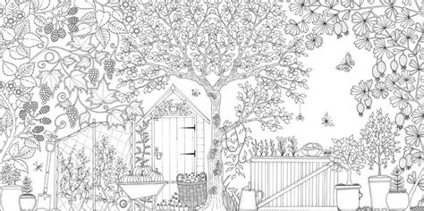 secret garden coloring book ca coloring books are a moment business insider
