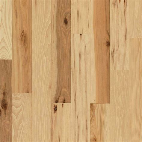 bruce take home sle hickory rustic natural solid