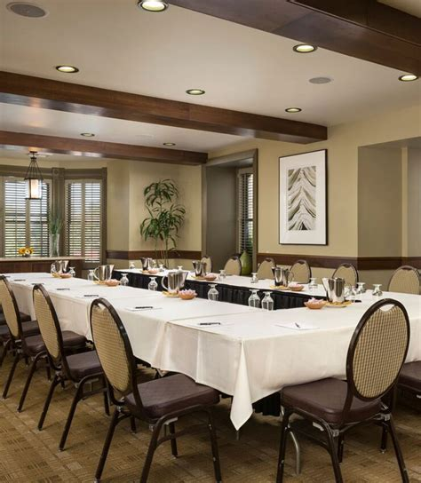 unique event and meeting space in monterey ca inns of