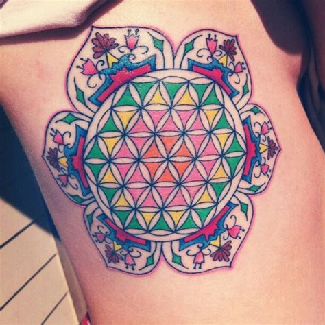 flower of life tattoo 59 best images about sacred geometry on