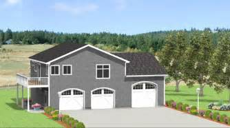 rv garage plans with living quarters joy studio design floor plans with detached 3 car garage hip roof free