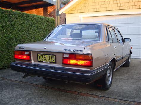 toyota agency toyota cressida 1983 cars agency