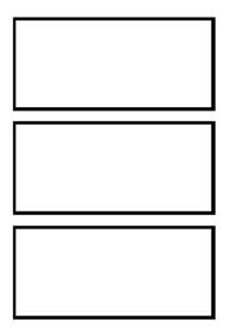 3 box comic strip template by marusame00 on deviantart