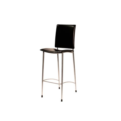 Black Leather Stools furniture for hire settings black leather stool