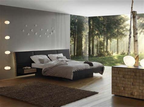 Deco Chambre Avec Lit Noir by Decoration Chambre Lit Noir Visuel 3