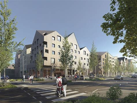housing and urban development new housing and urban development project in england arcien