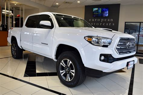 2016 Toyota Tacoma Trd Sport For Sale Near Middletown Ct