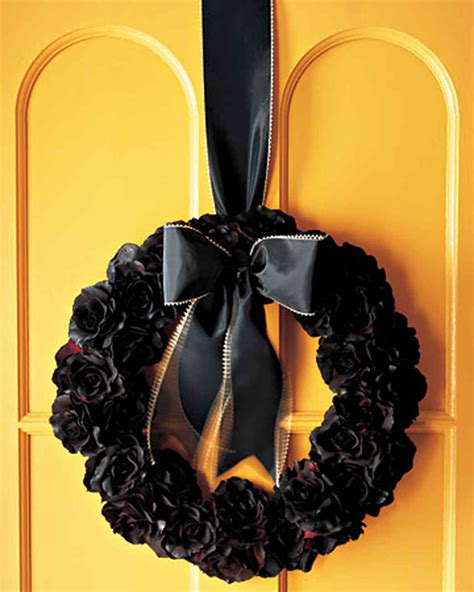 diy decorations martha stewart silk flower wreath martha stewart