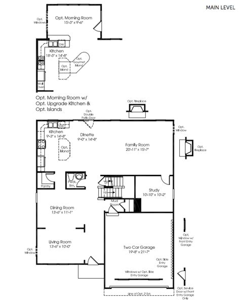 featured floorplan the rome by homes springbank of