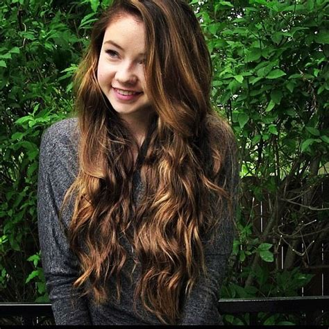 light brown hair with auburn highlights stilababe09 meredith foster has the most gorgeous hair