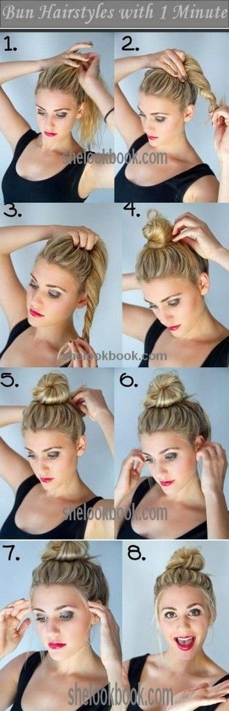 hairstyles lazy girl 7 hairstyles for lazy girls