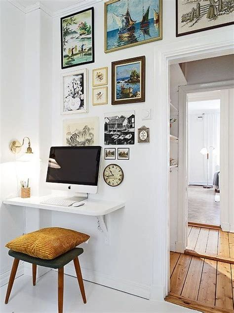 best 25 small desk space ideas on white desk