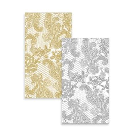 buy paper bath towels napkins from bed bath beyond