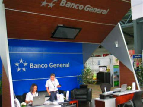 banco general reportan problemas con cajeros y puntos de venta banco