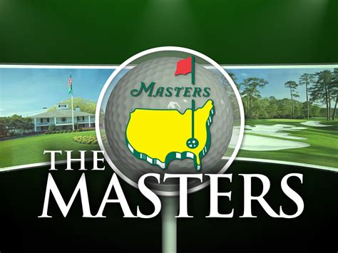 Master S | the masters 2013 golf tournament coverage details and