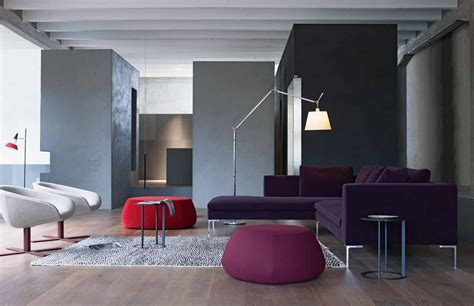 CHARLES CH228 Lounge sofas from B&B Italia Architonic