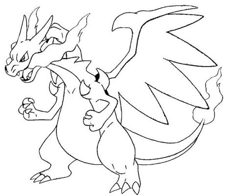 charizard coloring pages coloring pages charizard picture 3