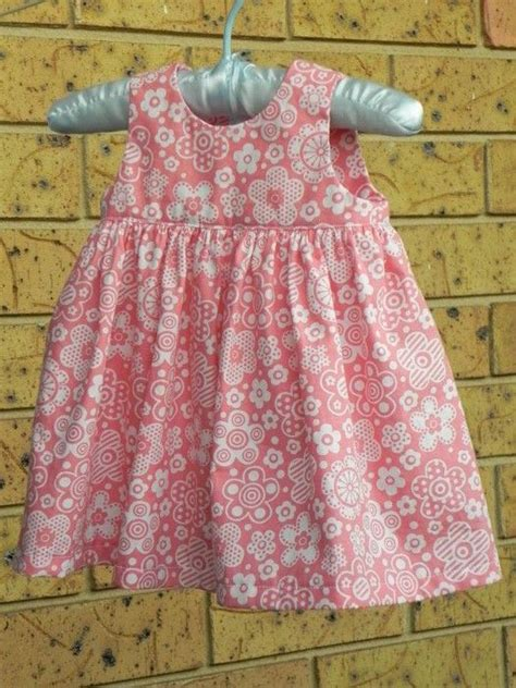 free pattern newborn dress little geranium dress sew jereli baby dress