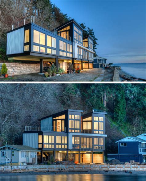 modern coastal house seaside oceanside 14 exles of modern houses from around the world